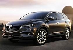 Mazda CX-9 SUV Facelifting