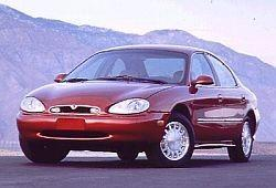 Mercury Sable III Sedan 3.0 145KM 107kW 1996-1998