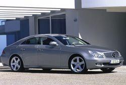 Mercedes CLS W219 Coupe 250 CDI BlueEFFICIENCY 204KM 150kW 2011-2011