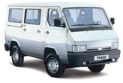 Nissan Trade 3.0 D 86KM 63kW 1990-2001