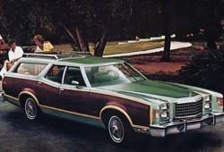 Ford LTD II Kombi 5.0 162KM 119kW 1977-1979