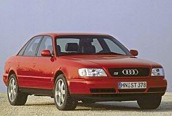 Audi A6 C4 S6 Sedan 2.2 Turbo 230KM 169kW 1994-1997