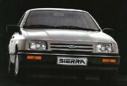 Ford Sierra I Hatchback