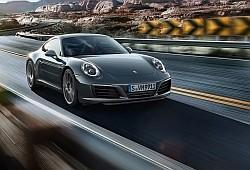 Porsche 911 991 Carrera 2/2S Coupe Facelifting 3.0 370 KM 272 kW