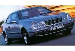 Mercedes CLK W208 Coupe C208
