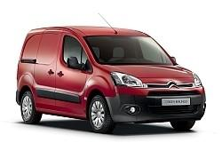 Citroen Berlingo II Van Facelifting 1.6 HDi 92KM 68kW 2012-2015