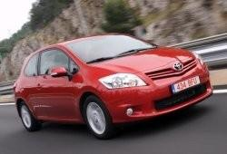 Toyota Auris I Hatchback 3d Facelifting
