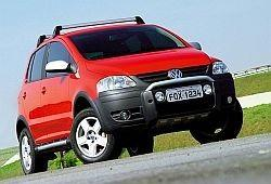 Volkswagen Fox CrossFox -