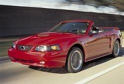 Ford Mustang IV Cabrio 5.0 GT 218KM 160kW 1993-1995
