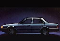 Honda Accord III Sedan 2.0 EX 103KM 76kW 1985-1989