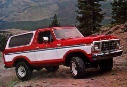 Ford Bronco II 5.8 225KM 165kW 1978-1979