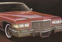 Cadillac DeVille VII Coupe 8.2 340KM 250kW 1974-1976