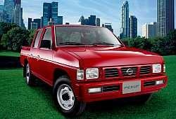 Nissan Pick Up II 2.5 D 80KM 59kW 1996-1998