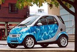 Smart Fortwo I Coupe -