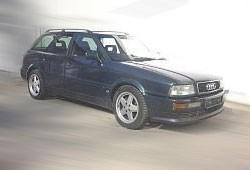 Audi 80 B4 S2 Avant 2.2 i Turbo 230KM 169kW 1992-1995 ...