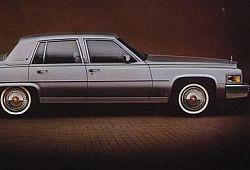 Cadillac Fleetwood II Sedan 5.3 140 KM 103 kW