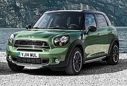 Mini Countryman Crossover Facelifting