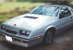 Chrysler Laser 2.2 Turbo 142KM 104kW 1983-1886