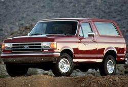 Ford Bronco IV