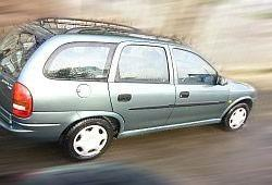 Opel Corsa B Kombi