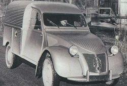 Citroen 2CV Wagon