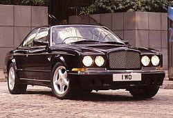 Bentley Continental R 6.7 i V8 Mulliner 426KM 313kW 2001-2002