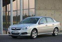 Opel Vectra C Sedan 2.2 i 16V 155KM 114kW 2003-2005