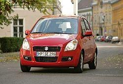 Suzuki Splash Hatchback -