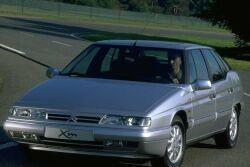 Citroen XM II Hatchback 2.0 Turbo 147KM 108kW 1994-2000