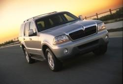 Lincoln Aviator I Terenowy