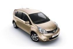 Nissan Note I Mikrovan Facelifting 1.6 110KM 81kW 2010-2013