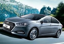 Hyundai i40 Sedan Facelifting