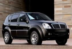 Ssangyong Rexton II SUV Facelifting