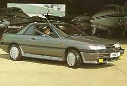 Nissan Sunny B12 Coupe 1.5 71KM 52kW 1986-1988