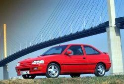 Ford Escort V Hatchback 1.6 105KM 77kW 1990-1992