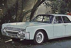 Lincoln Continental III 7.6 340KM 250kW 1961-1969