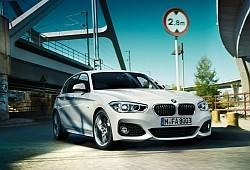BMW Seria 1 F20-F21 Hatchback 5d Facelifting 2015 -
