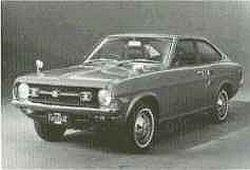 Nissan Sunny B110 Coupe 1.2 83KM 61kW 1970-1976