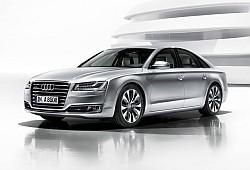 Audi A8 D4 Sedan Facelifting -