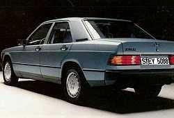 Mercedes 190 2.5 Evolution 235KM 173kW 1990-1991