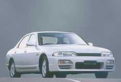 Nissan Skyline R33 Sedan 2.5 i 24V Turbo 245KM 180kW 1995-1998