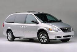 Chrysler Town & Country IV - Dane techniczne