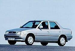 Ford Orion III 1.6 i 105KM 77kW 1990-1992