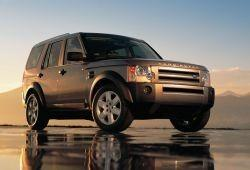 Land Rover Discovery III 2.7 TD 190KM 140kW 2004-2009