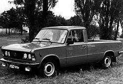 FSO 1500 Pick Up 1.5 75KM 55kW 1983-1991