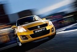 Suzuki Swift V Hatchback 3d Facelifting - Oceń swoje auto