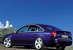 Audi A6 C5 RS6 Sedan 4.2 V8 biturbo 450KM 331kW 2002-2004