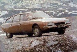 Citroen CX I Hatchback 2.5 D 75KM 55kW 1978-1982