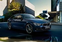 BMW Seria 3 F30-F31-F34 Limuzyna Facelifting 320d EfficientDynamics Edition 163KM 120kW od 2015