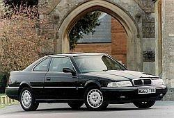 Rover 800 Coupe 2.7 24V 169KM 124kW 1992-1999